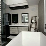 Barrie Residence Bathroom Renovation Bathtub