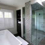 Barrie Residence Bathroom Renovation Shower Exterior