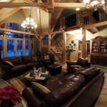 Nottawasaga Residence Living Room
