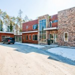 Springwater Residence Garage