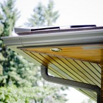 tollendal residence eavestrough