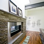 tollendal residence fireplace