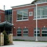 Admiral Collingwood Elementary School Main Entrance