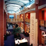 Barrie Public Library Interior