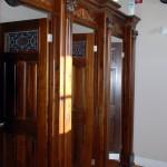 Gibson Cultural Centre Bathroom Stall Doors