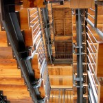 Gibson Cultural Centre Staircase