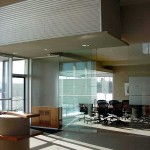 Munro LTD Office Building Boardroom