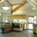 Muskoka Lakes Public Library Front Desk