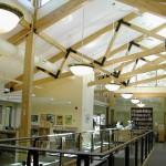 Muskoka Lakes Public Library Truss