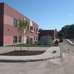 Patrick Fogarty Secondary School Laneway