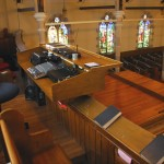 St Andrews Presbyterian Church Interior
