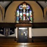 St Andrews Presbyterian Church Stain Glass Window